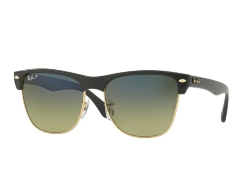 RAY-BAN CLUBMASTER OVERSIZED RB4175 877/76