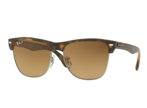 RAY-BAN CLUBMASTER OVERSIZED RB4175 877/M2