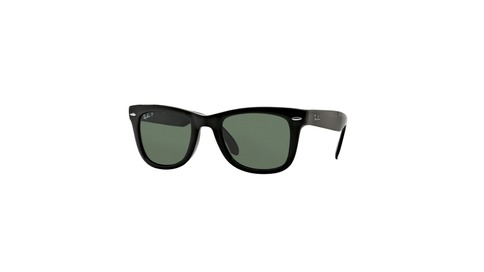 RAY-BAN FOLDING WAYFARER RB4105 601/58