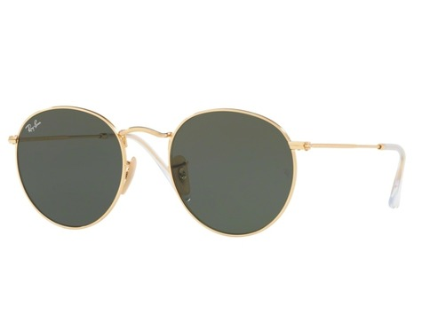 RAY-BAN ROUND METAL RB3447N 001